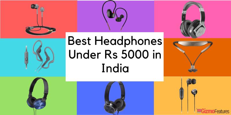 Best-Headphones-Under-Rs-5000-in-India-2018-Gizmofeatures