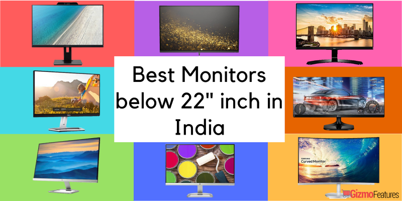 Best-Monitors-below-22 -inch-in-India