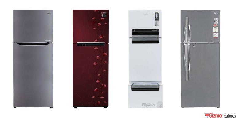 Best Refrigerator Under 25000 in India | August 2019 | Gizmofeatures