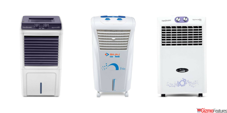 Best Air Cooler Under 5000 Rs in India | Aug 2019 | Gizmofeatures