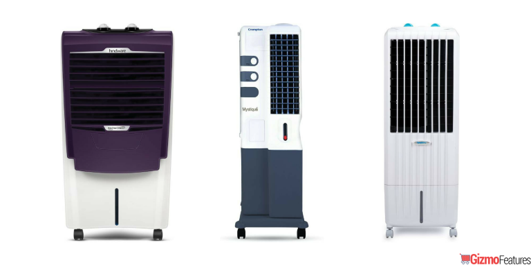Best Air Cooler Under 7000 Rs in India | Aug 2019 | Gizmofeatures