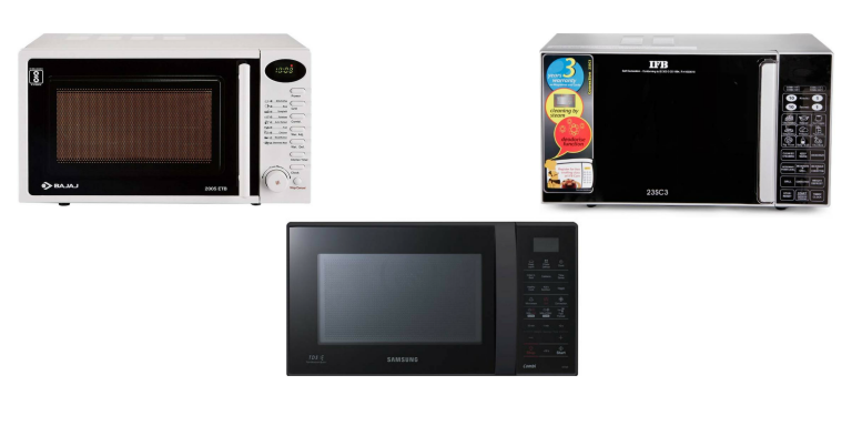 Best Microwave Oven Under 10000 Rs in India   August 2019   Gizmofeatures