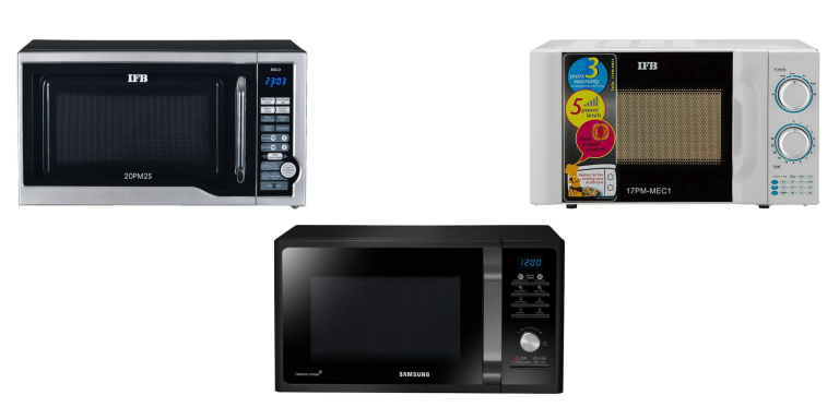 Best Microwave Oven Under 5000 Rs in India   August 2019   Gizmofeatures