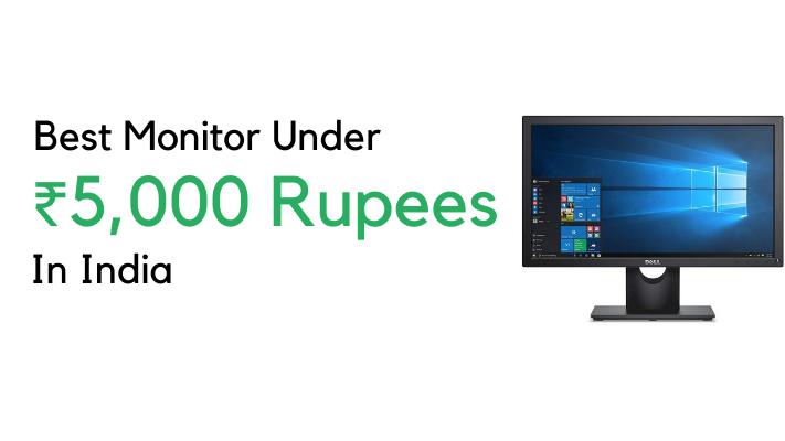 Best-Monitor-under-5000-in-India