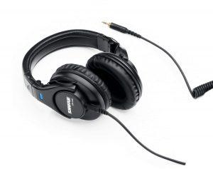 Shure-SRH440-Professional-Studio-Headphones